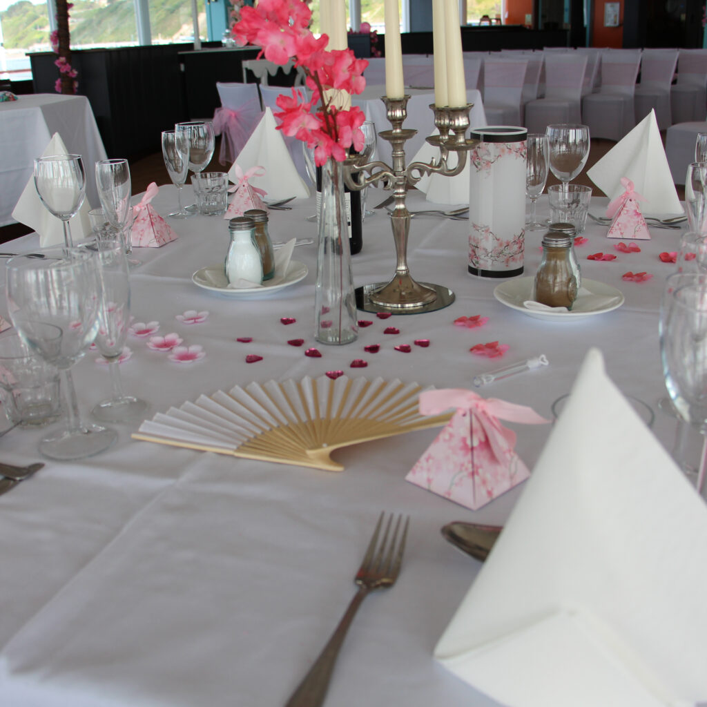 Table Wedding venue