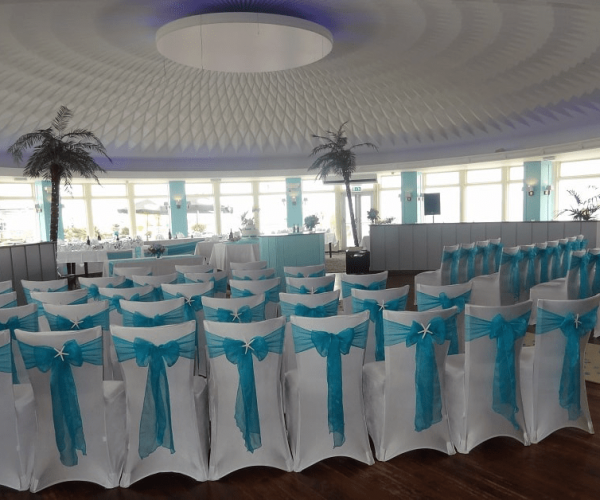 Sea View Wedding Venue in Bournemouth