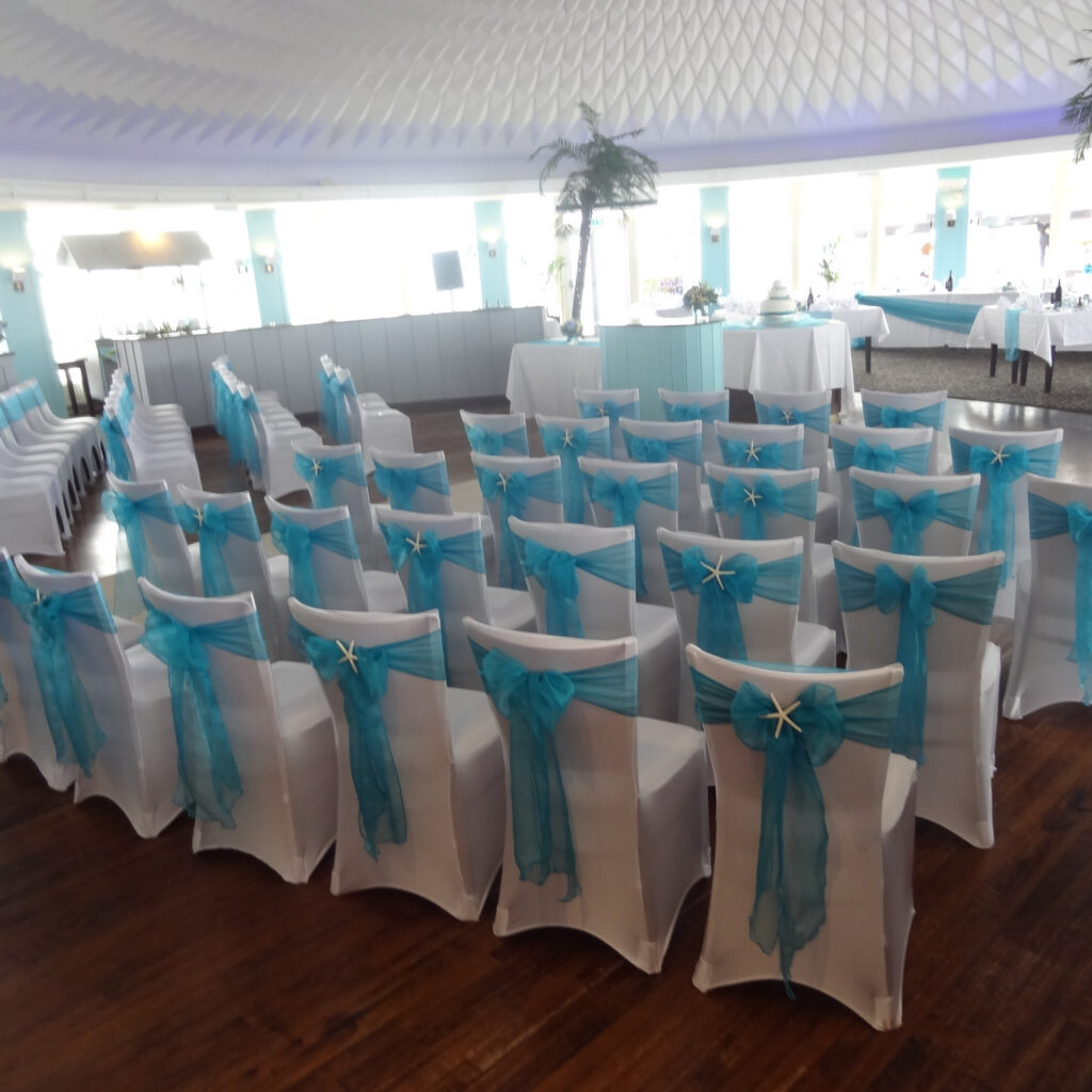 wedding venue theatre seating