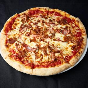 Whole Hog Pizza
