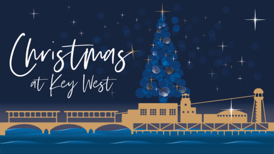 Celebrate Christmas at Key West!