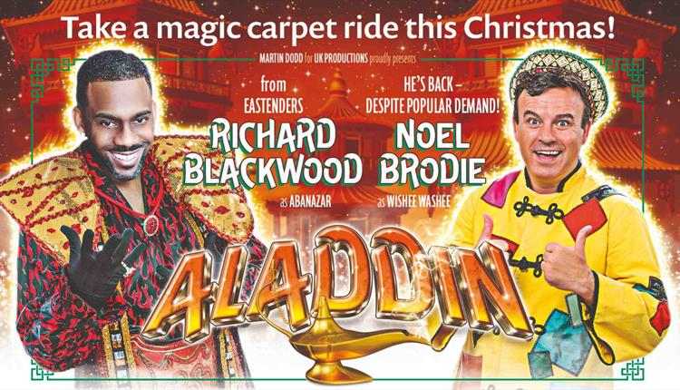 Local event - Aladdin at The Pavilion