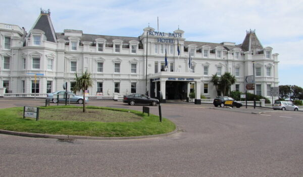 Local Hotel - Royal Bath Hotel & Spa Bournemouth