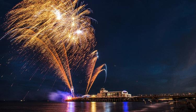 Local Event - Christmas Fireworks