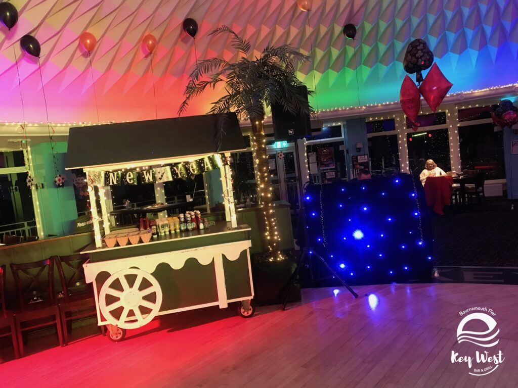 New Year's Eve Masquerade Party Venue