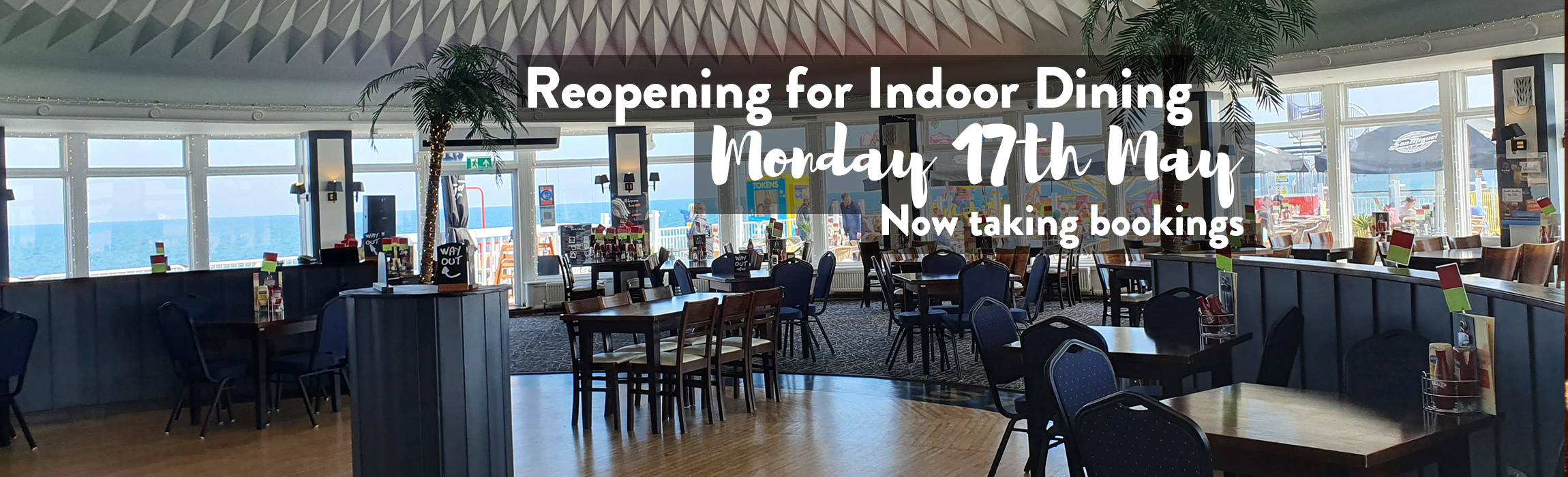 Reopening Indoor Dining