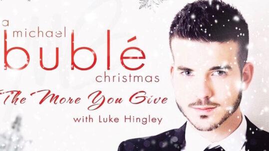 Christmas with Buble Promo Image