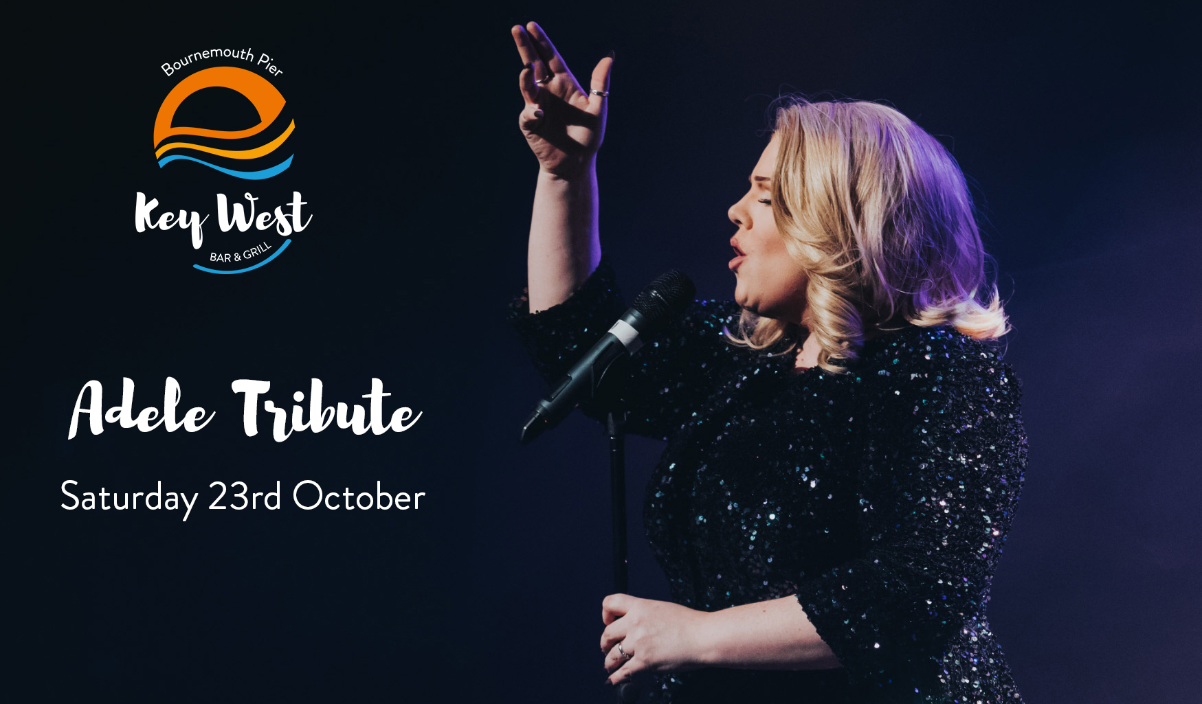Adele Tribute Singing and Event Date